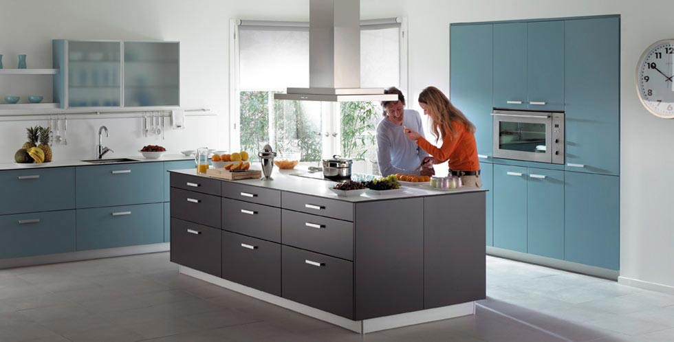Muebles de cocina xey cocinas de dise o aram interiors - Marcas muebles de cocina ...