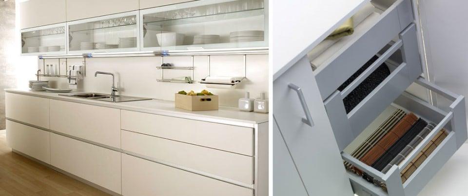 Muebles de cocina xey cocinas de dise o aram interiors - Muebles cocina xey ...