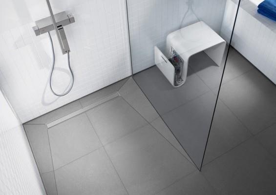 Col·lecció plats de dutxa In-Drain