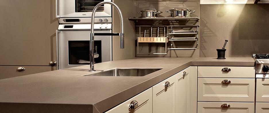 Encimeras de cocina trabajamos todos los materiales aram interiors - Materiales de encimeras de cocina ...