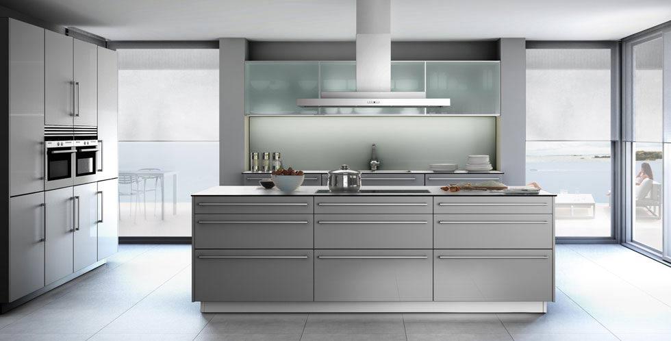 Muebles de cocina xey cocinas de dise o aram interiors - Ver muebles de cocina modernos ...
