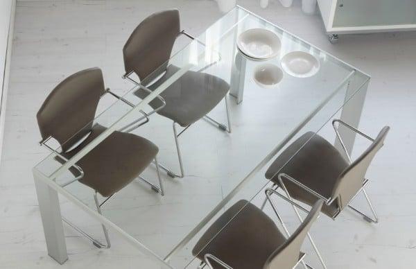 Mesa en comedor Deneb de Stua