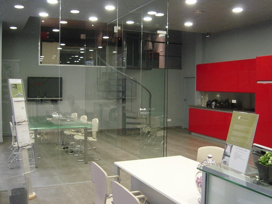 Reforma local comercial-oficina