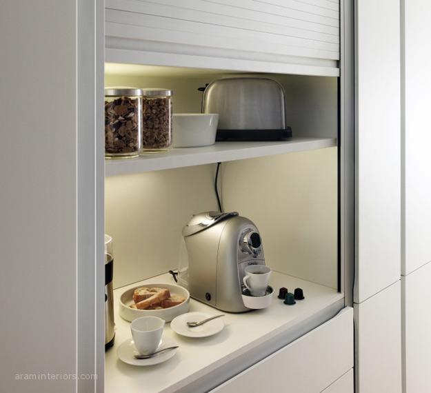 Los pr cticos accesorios interiores para muebles de cocina for Armarios de cocina esquineros