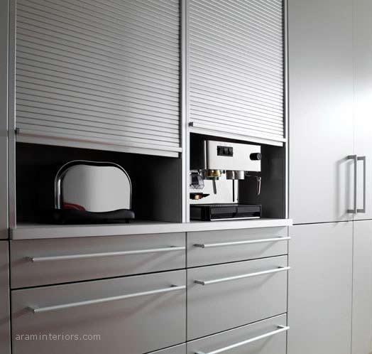 Los pr cticos accesorios interiores para muebles de cocina - Mueble persiana cocina ...