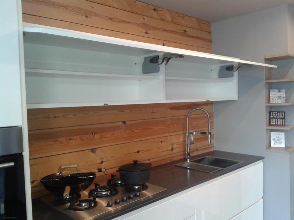 Muebles altos cocina abatibles