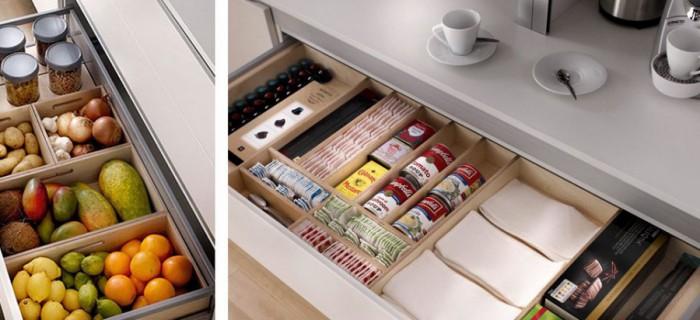 Los interiores y accesorios para nuestras cocinas | Aram ... - photo#13