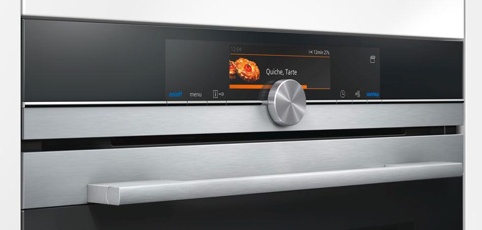 Panel de mandos horno-iQ700