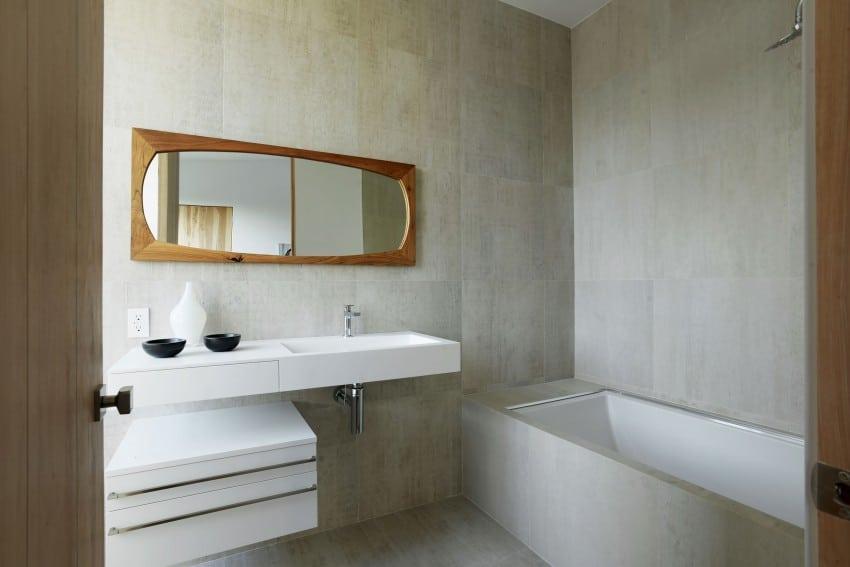 Baño habitaciones casa LA