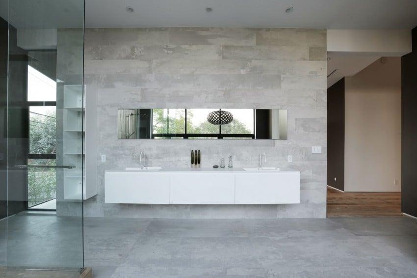 Baño principal casa LA