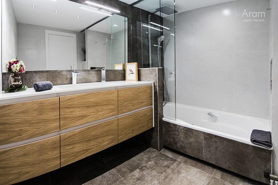 Reforma bany a Sarrià