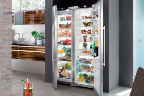 Liebherr frigorificos portfolio