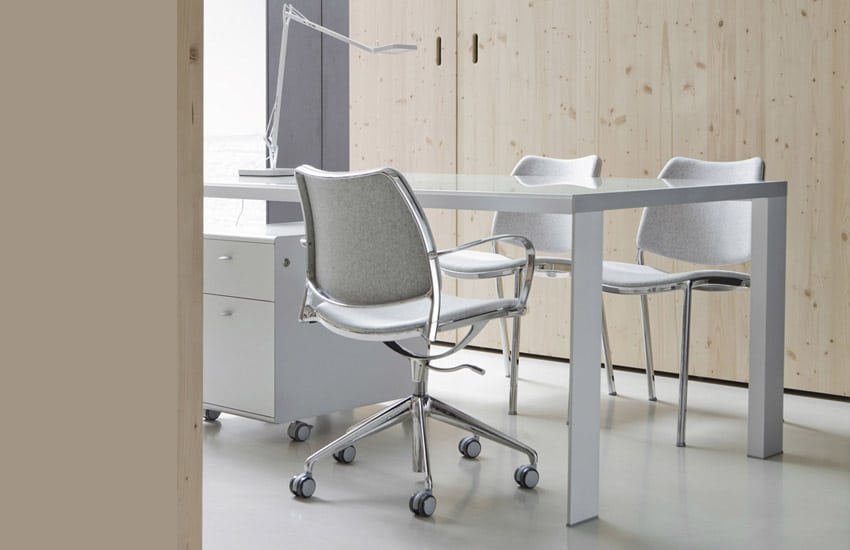 Stua Gas cadira giratòria