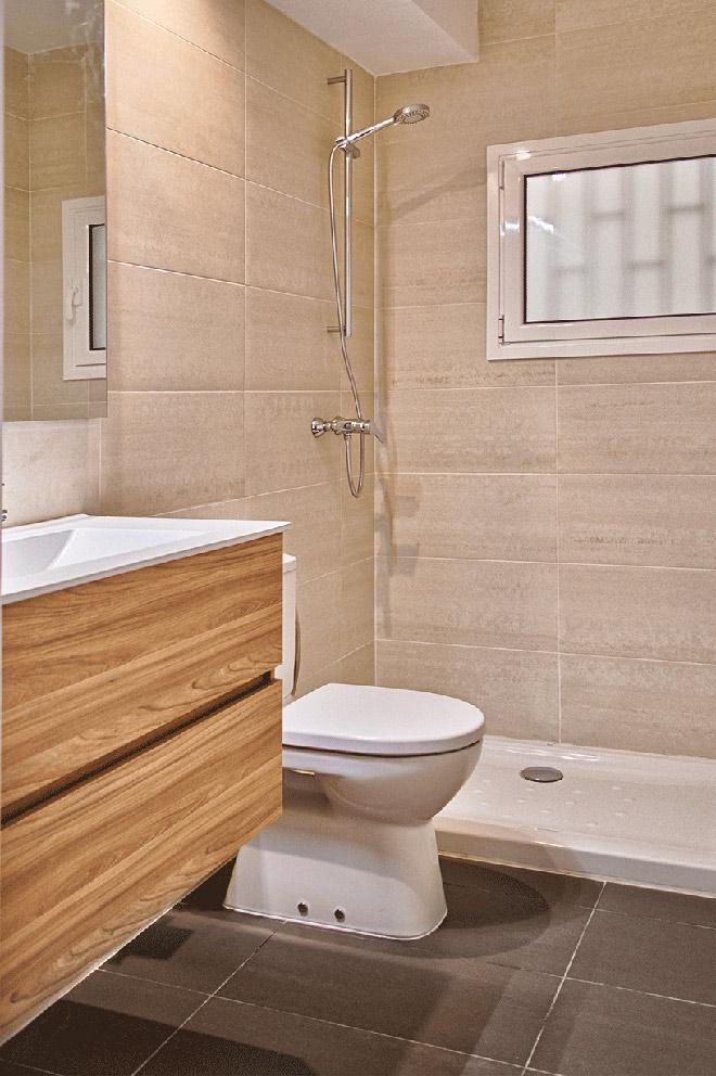 Vista baño principal