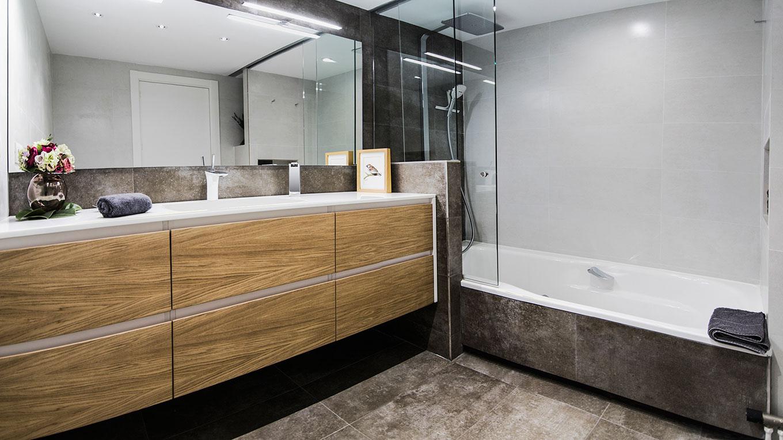Baño principal Home